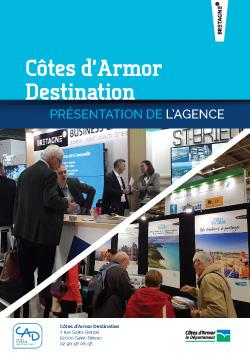 Plaquette Côtes d'Armor Destination