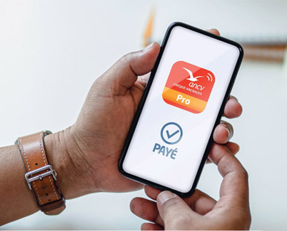 Chèque-Vacances Connect ANCV