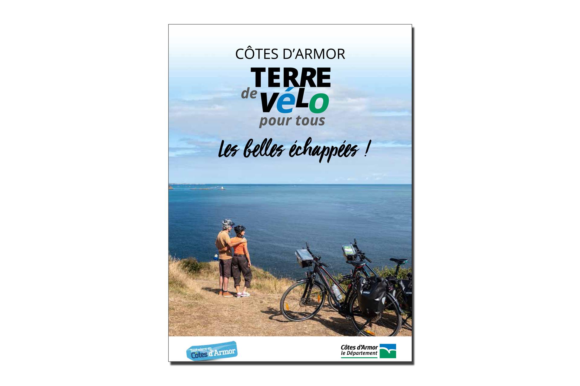 Brochure - Les Côtes d'Armor Terre de Vélo pour tous