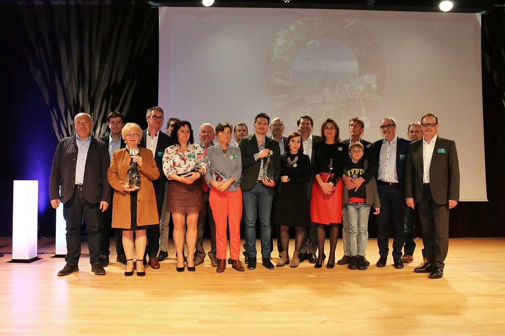 Les lauréats des Trophées du Tourisme en Côtes d'Armor 2019