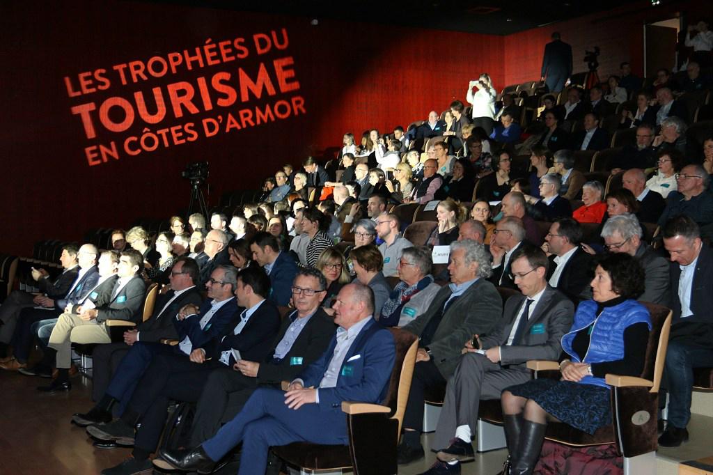 Les Trophées du Tourisme en Côtes d'Armor 2019