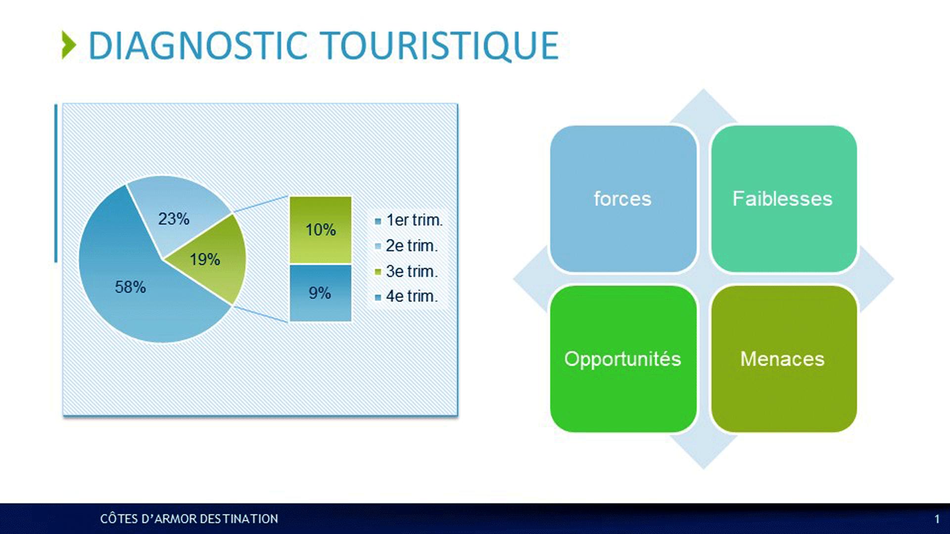 Diagnostic touristique