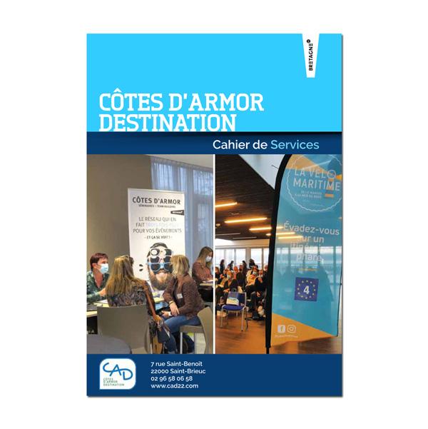 Guide de Serices Côtes d'Armor Destination